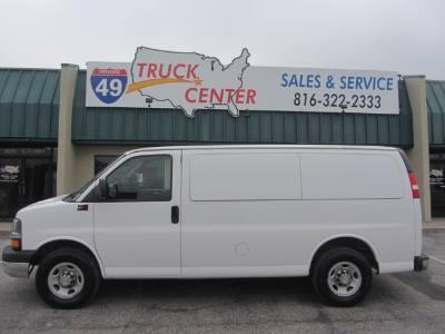 2014 Chevrolet Express Cargo Van G3500 Access Van