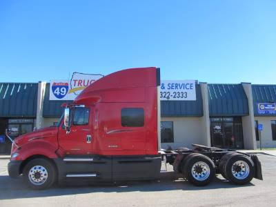 2013 International Prostar + Eagle