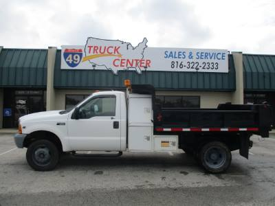 2000 Ford F-450