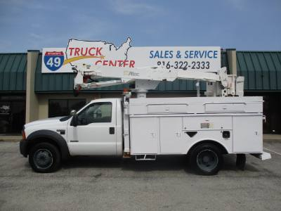 2006 Ford F-550 4X4
