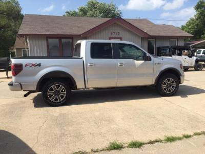 2014 Ford F-150 FX-4
