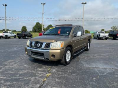 2004 Nissan Titan XE