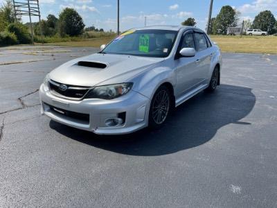 2011 Subaru Impreza Sedan WRX WRX Premium
