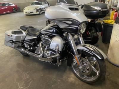 2015 Harley Davidson CVO STREET GLIDE