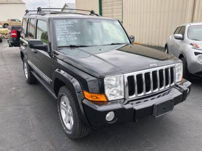 2009 Jeep Commander Limited