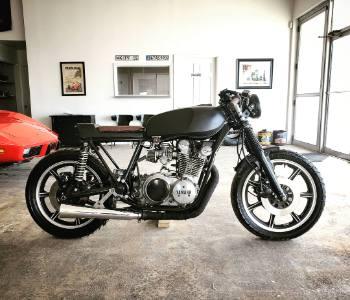 1979 Yamaha XS750 Cafe Racer