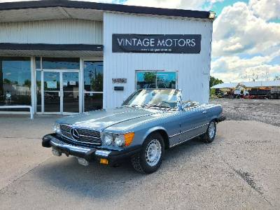1975 Mercedes-Benz 450 SL SL