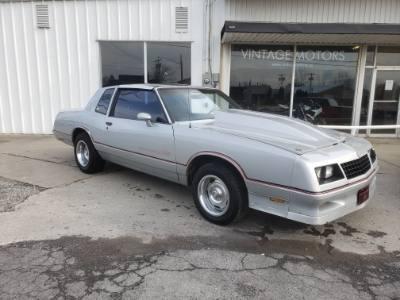1985 Chevrolet Monte Carlo Sport SS