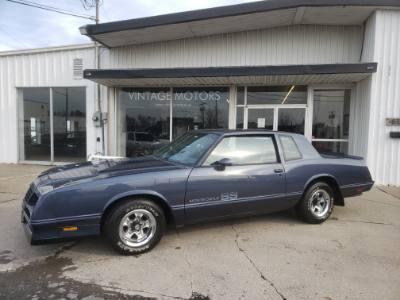 1984 Chevrolet Monte Carlo Sport SS