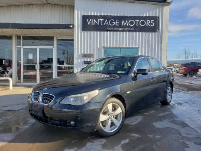 2007 BMW 530 Xi 5 series