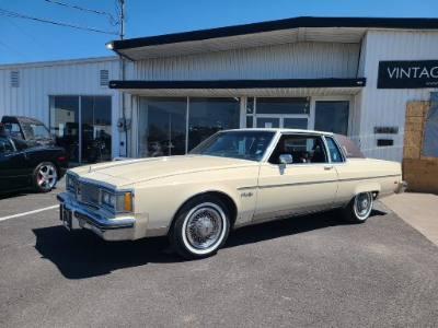 1983 Oldsmobile 98 Regency Ninety Eight