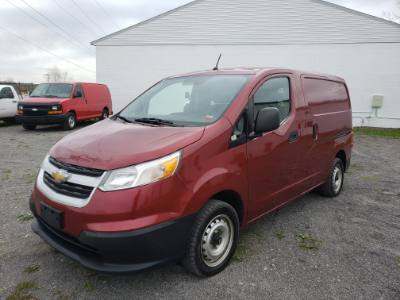 2015 Chevrolet City Express Cargo Van LS