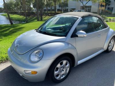 2003 Volkswagen New Beetle Convertible GLS