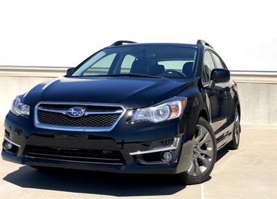 2016 Subaru Impreza Wagon 2.0i Sport Limited