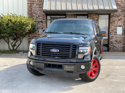 2013 Ford F-150 XLT Fx4