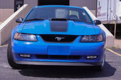 2003 Ford Mach 1 Mustang
