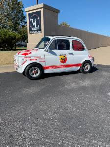 1970 fiat abarth replica