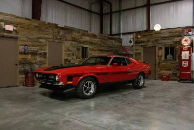 1972 Ford Mach 1 Mustang