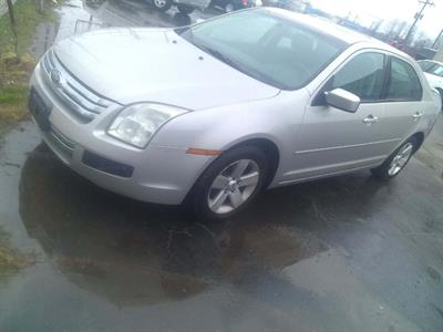 2008 Ford Fusion SE mechanic special engine is rough