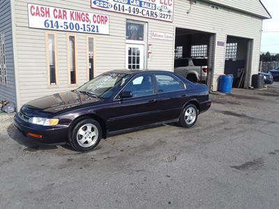 1997 Honda Accord Sdn Special Edition