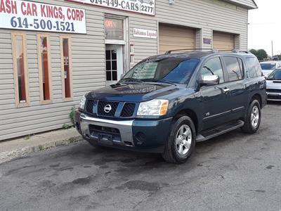 2007 Nissan Armada SE