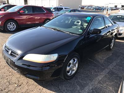 2002 Honda Accord Cpe EX