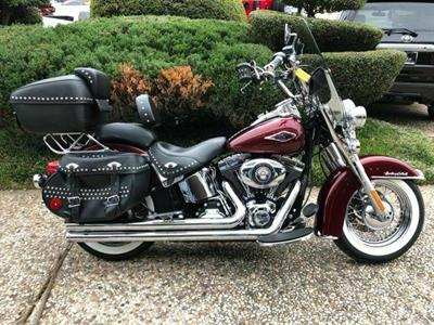 2014 Harley-Davidson FLSTC