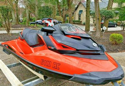 2016 Sea Doo RXT-X 300