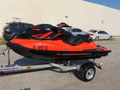 2017 Sea Doo RXP-300 X SUPERCHARGED