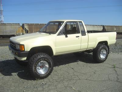 1984 Toyota Pickup & Landcruiser SR5