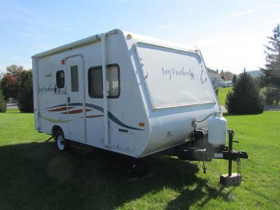 2008 Jayco Jay Feather EX-PORT 17