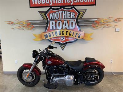 2016 Harley Davidson Slim
