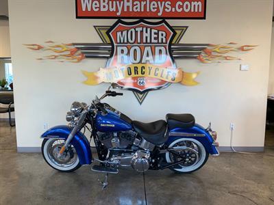 2017 Harley Davidson Deluxe