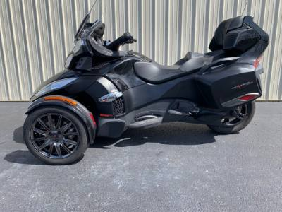 2016 Can Am Spyder RT-S SE6 Special Series