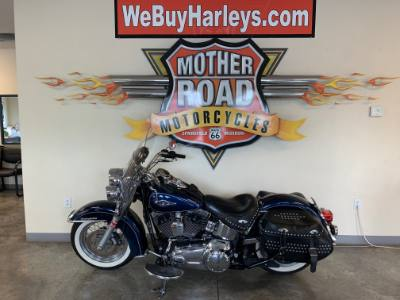 2012 Harley Davidson Heritage Softail Classic Softail