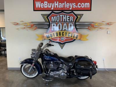 2012 Harley Davidson Heritage Softail Classic Softail