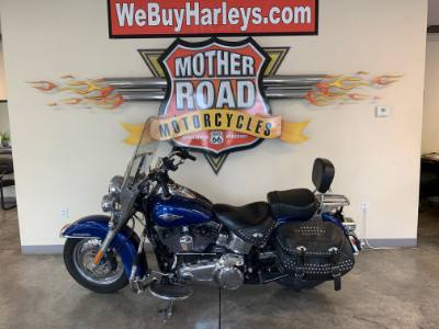 2015 Harley Davidson Heritage Softail Classic Softail