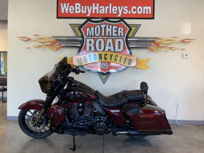 2019 Harley Davidson CVO Street Glide Special Touring