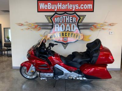 2016 Honda GoldWing Touring