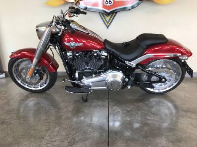 2019 Harley Davidson Fat Boy Softail