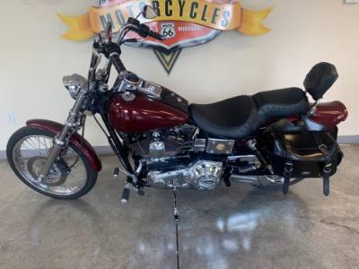 2000 Harley Davidson Wide Glide Dyna