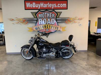 2007 Harley Davidson Deluxe Softail