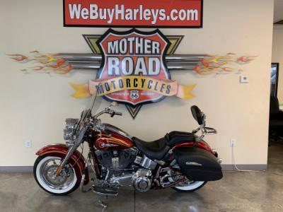 2014 Harley Davidson CVO Deluxe Softail