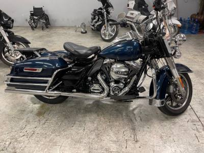 2016 Harley Davidson Police Road King Touring