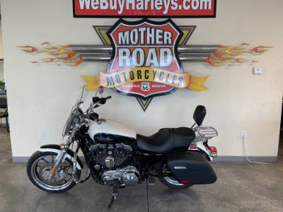 2014 Harley Davidson 1200T Sportster