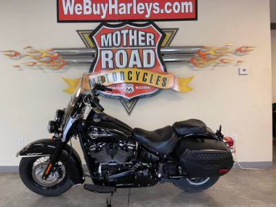 2018 Harley Davidson Heritage Softail Classic Softail