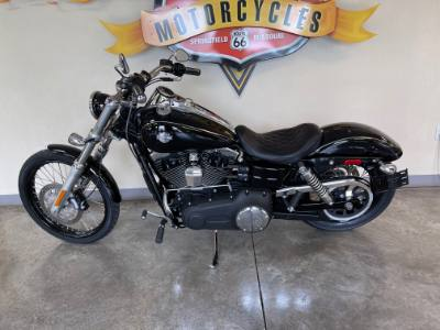 2012 Harley Davidson Wide Glide Dyna