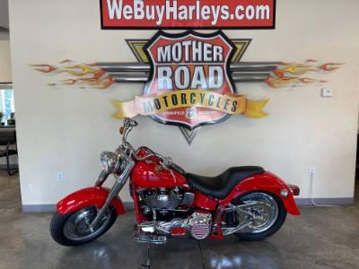 1997 Harley Davidson Fat Boy Softail