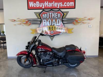 2019 Harley Davidson Heritage Softail Classic 114 Softail