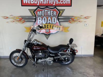 2011 Harley Davidson Super Glide Custom Dyna